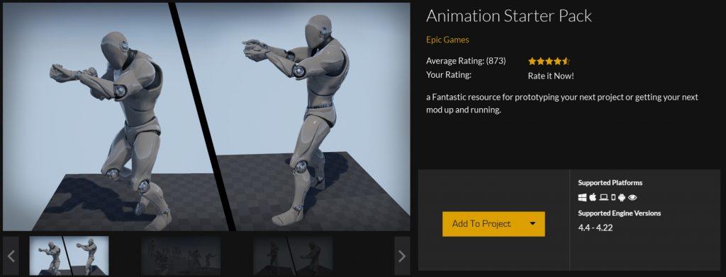 Animation Starter Pack