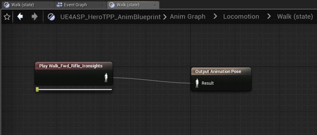 Working with Animation Starter Pack in UE4 - Superyateam Gamedev